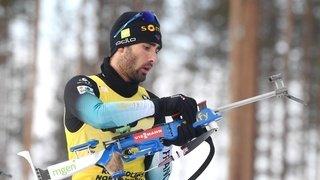 Biathlon: Martin Fourcade remporte sa dernière course, mais termine 2e du général