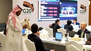 Le G20 évoque le mot climat, discrètement