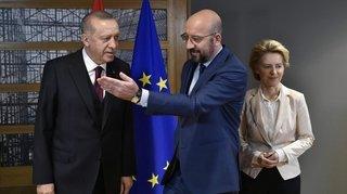 La Turquie et l'UE tentent de recoller les morceaux