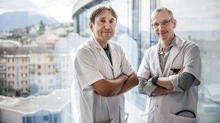 Coronavirus: les hôpitaux neuchâtelois se préparent