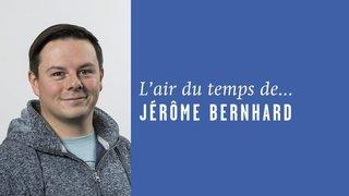 «Dsnafbddhab ndasdabs», l'air du temps de Jérôme Bernhard
