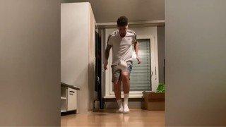 La Chaux-de-Fonds: jongler avec un rouleau de papier toilette? Facile pour les joueurs du FC Le Parc