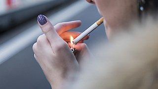 Mesures anti-tabac: la Suisse fait figure de mauvais élève