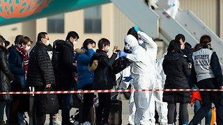 Coronavirus: cinq Suisses rapatriés de Chine