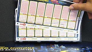 Loterie: pas de gagnant à l'Euro Millions