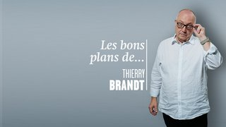 Un piano enchanté, des secrets et un rien de philosophie: les bons plans de Thierry Brandt