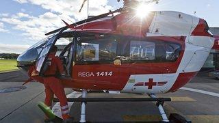 Saint-Gall: grièvement blessé après avoir chuté d'un char de carnaval