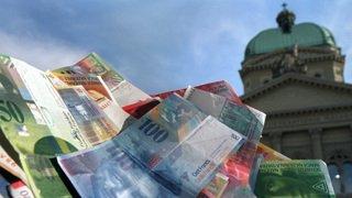 Finances fédérales: la Confédération dégage un excédent de 3,1 milliards en 2019