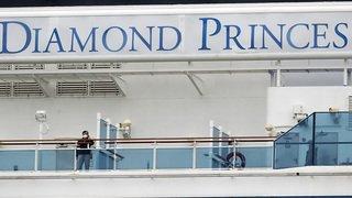 Coronavirus: les passagers suisses peuvent quitter le Diamond Princess
