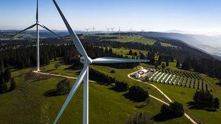 Energie: record de production d'électricité éolienne en 2019