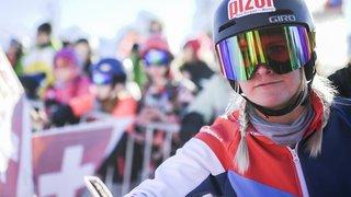 Snowboard: Zogg remporte le géant parallèle de Pyeongchang, Jenny troisième