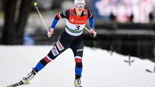Ski nordique: la Suissesse Nadine Fähndrich monte sur le podium à Trondheim