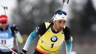 Biathlon: le quintuple champion olympique Martin Fourcade annonce sa retraite