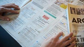 Neuchâtel: le taux de chômage est resté stable en février
