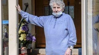 Guérie du Covid-19, une Locloise de 95 ans raconte
