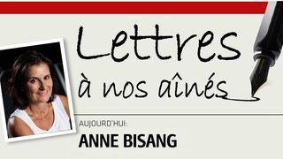 Anne Bisang, directrice artistique du TPR, écrit à nos aînés