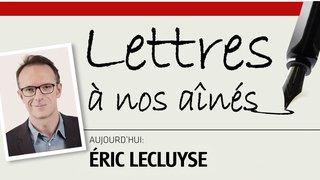Corédacteur en chef d'«ArcInfo», Eric Lecluyse écrit à nos aînés