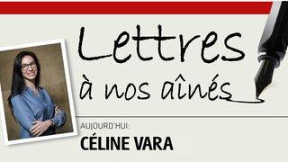 La conseillère aux Etats Céline Vara écrit à nos aînés
