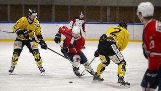 Première manche pour Université Neuchâtel contre Saint-Imier