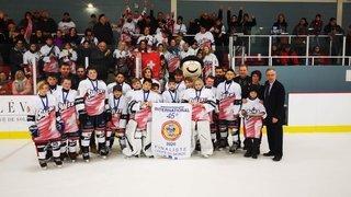 Des juniors du HCC ont brillé au Québec