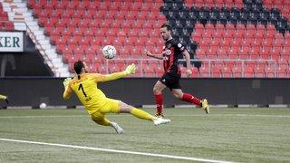 Football: Xamax bat GC en match amical