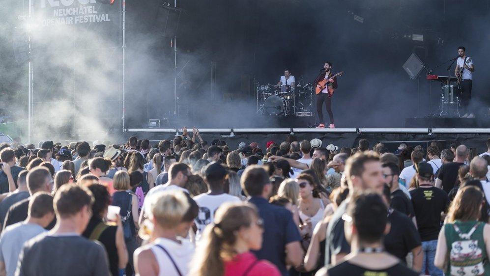 La prochaine édition de Festi'neuch aura lieu du 10 au 13 juin 2021.