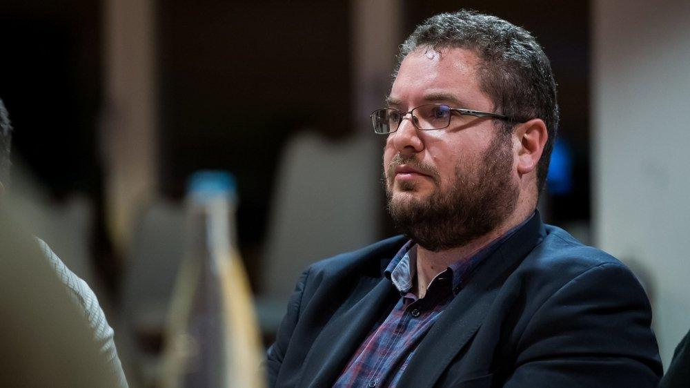 Marc Arlettaz, élu depuis 2016, quitte l'exécutif chaux-de-fonnier.
