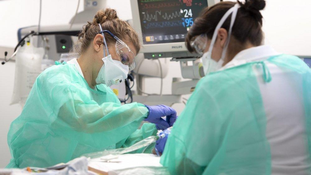 Une récente statistique de l'Observatoire de la santé montre qu'en Suisse près de 80% du personnel soignant sont des femmes.