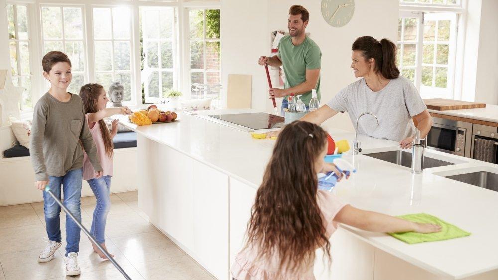 Le ménage a des bienfaits sur de nombreuses fonctions de notre métabolisme.