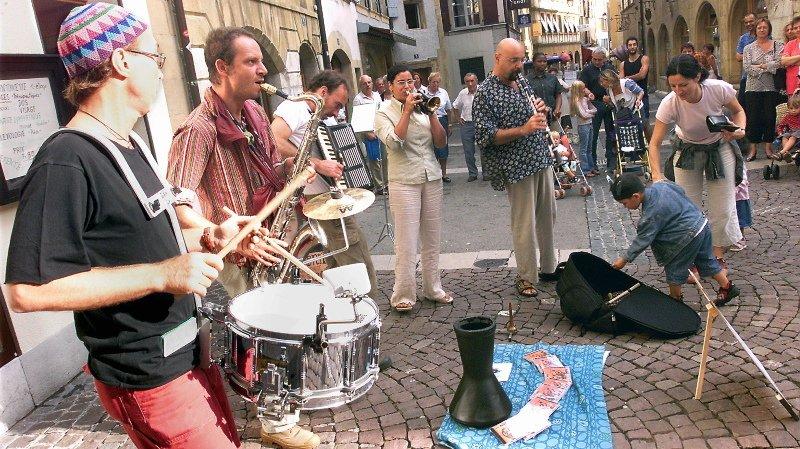 Annulation du Buskers Festival de Neuchâtel