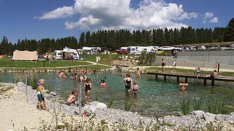 Il est interdit de faire du camping dans le Jura