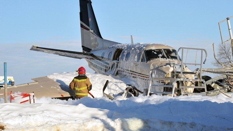 Le pilote accidenté aux Eplatures est condamné