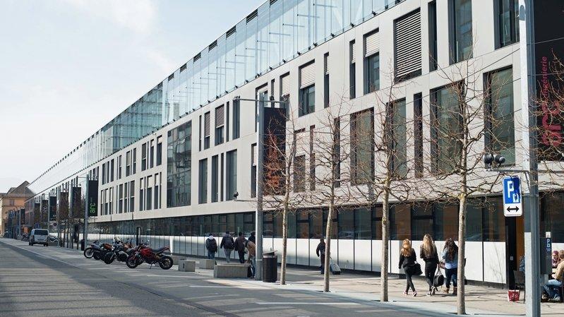 Coronavirus: la Haute Ecole Arc de Neuchâtel reconnaîtra l'engagement de ses étudiants sur le terrain