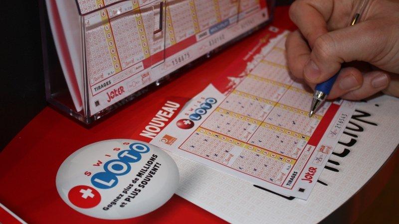 Loteries: le Swiss Loto fait un nouveau millionnaire