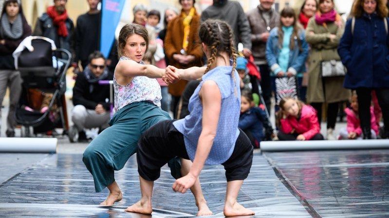 Cette année, la Fête de la danse se déroulera sur internet.