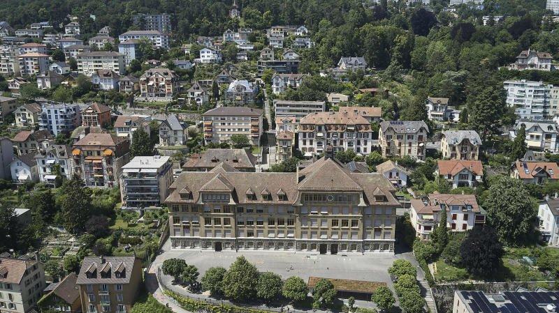 A Neuchâtel, le collège des Parcs attendra 2021 pour déménager