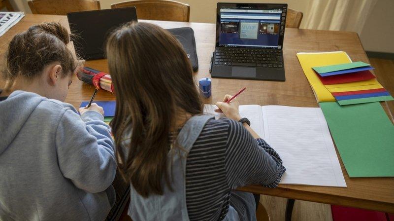 Le casse-tête de l'école à la maison: Monika Maire-Hefti répond à nos questions