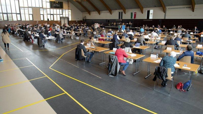 Grand Conseil neuchâtelois: 60000francs pour siéger à La Chaux-de-Fonds jusqu'à fin juin