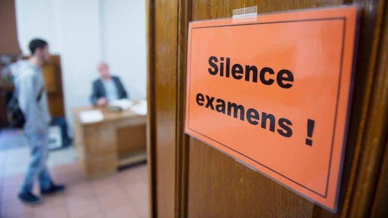 Neuchâtel: eux aussi contestent le maintien de leurs examens
