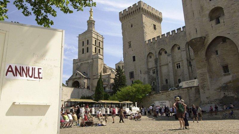 Coronavirus: le festival de théâtre d'Avignon est annulé