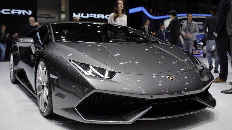Etats-Unis: à 5 ans, il prend le volant pour aller s'acheter une Lamborghini
