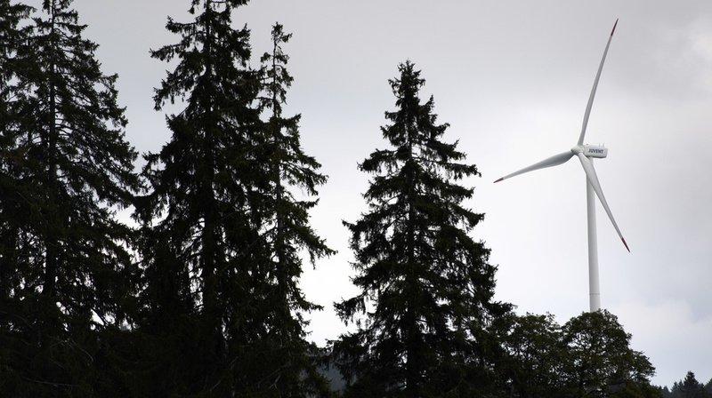 La votation sur le projet éolien au Quatre Bornes aura lieu le 27 septembre (photo d'illustration).