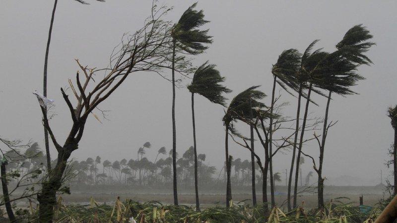 Catastrophe naturelle: le cyclone tropical Harold s'abat sur les îles Fidji