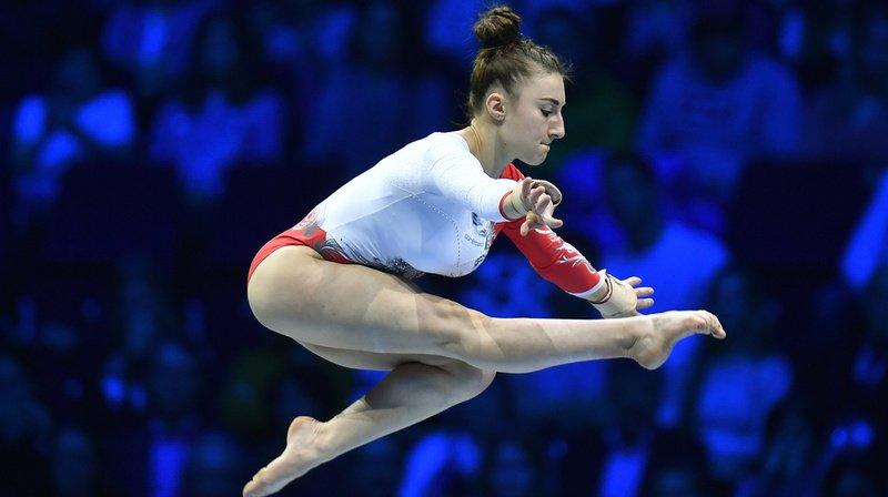La gymnaste espérait disputer cette année ses huitièmes championnats d'Europe. (archives)