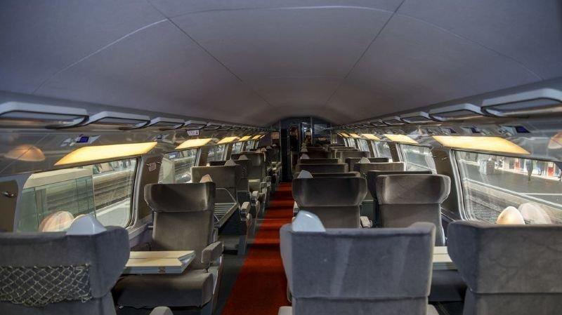 Coronavirus: TGV Lyria reprend ses voyages vers Paris, voici les mesures mises en place
