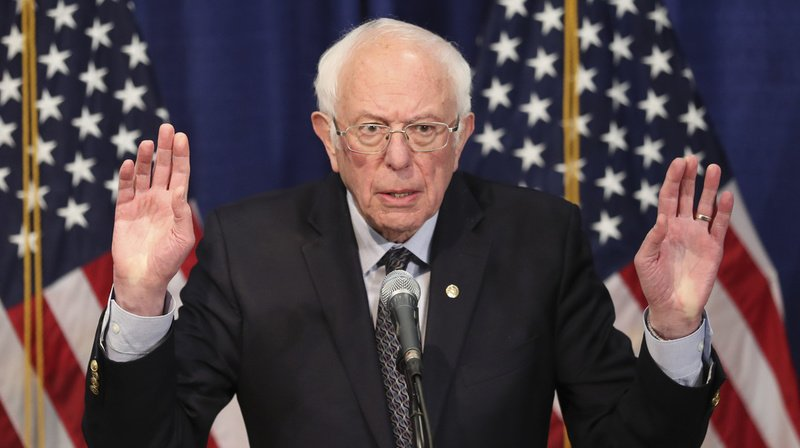 Bernie Sanders jette l'éponge.