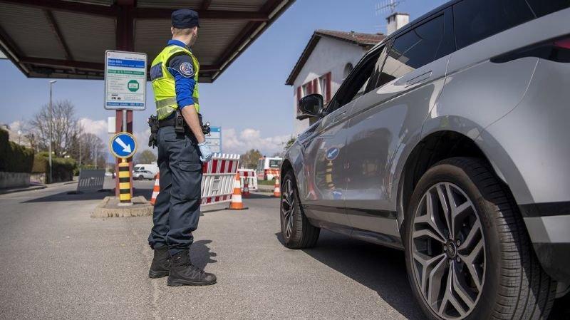 Coronavirus: la frontière suisse avec la France, l'Allemagne et l'Autriche sera à nouveau ouverte à partir du 15 juin