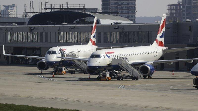 Coronavirus: British Airways prévoit de supprimer 12'000 emplois