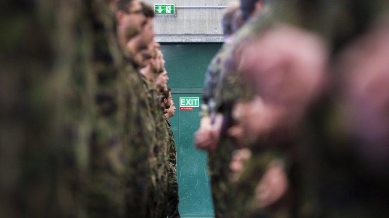 Service civil: vers un délai d'attente de 12 mois pour quitter l'armée