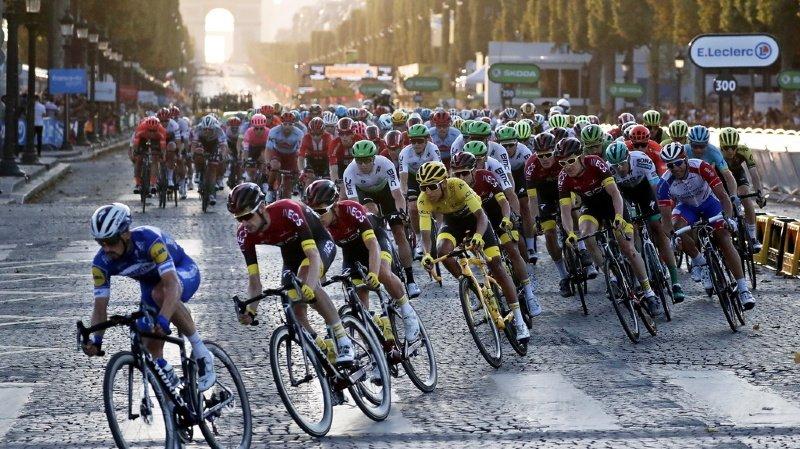 Coronavirus: reporté, le Tour de France se déroulera du 29 août au 20 septembre